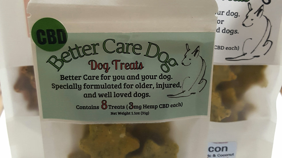 Medium Dogs 3mg Better Care 36 pieces