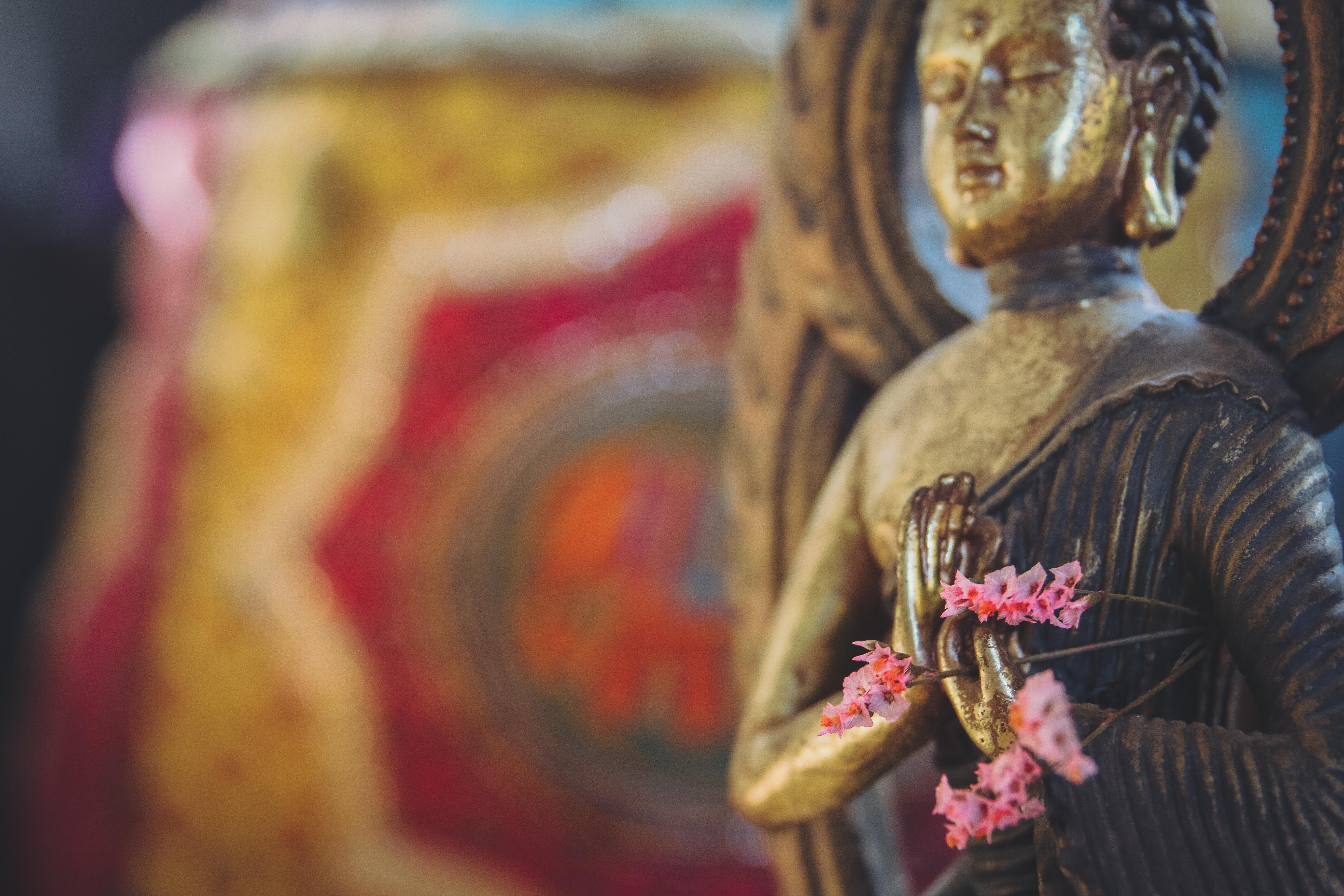Om buddha temple