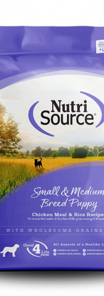 NutriSource Small & Medium Breed Puppy