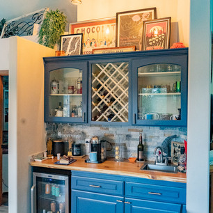 Cellar Cabinet Painting