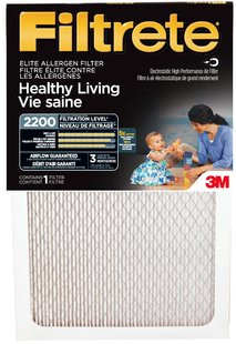 High performance air filtration for your home!