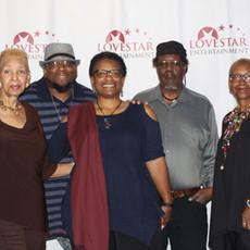 Director Antonio Jefferson and family