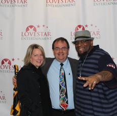 Director Antonio Jefferson and Mr&Mrs Lane