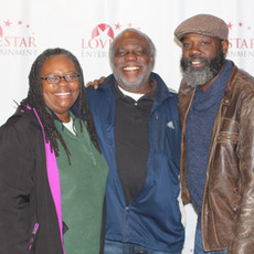 Author Odessa Rose and husband and Author Devlon Waddell