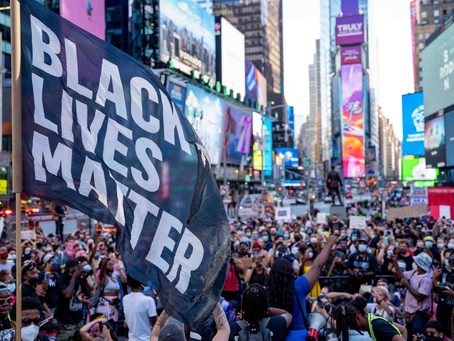 Black Lives Matter Foundation nominated for the Nobel Prize