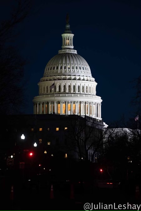WASHINGTON DC - Jan. 20, 2021