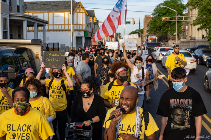 PATERSON, NJ –– Tuesday, May 25, 2021