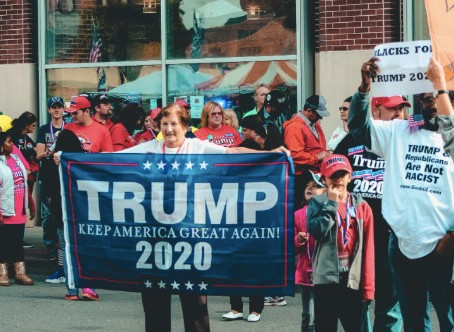 Ocean County's love for Donald Trump