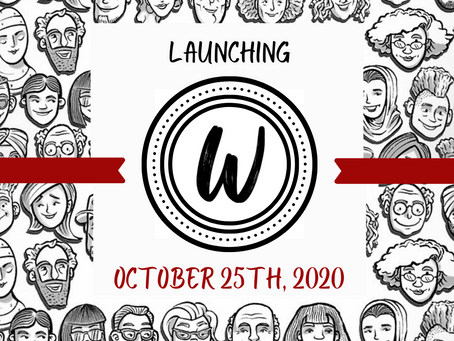 Join us October 25th, 2020! 🎉