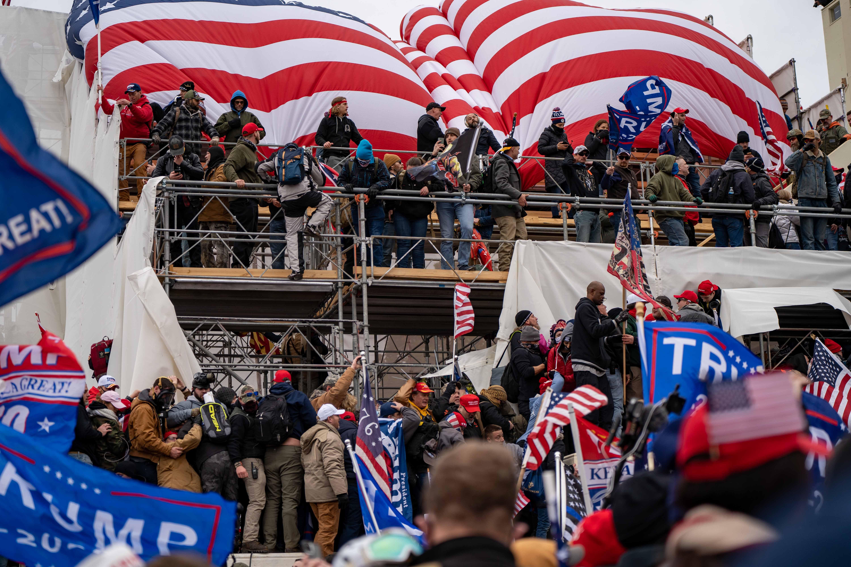 WASHINGTON DC – January 6, 2021