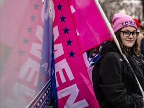 Photos: Washington, DC – Pro-Trump election protest at Freedom Plaza