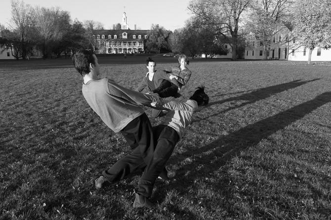 Jon Barber: Improvising on hollowed ground