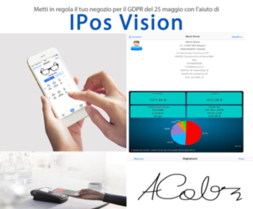 iposvision software negozi ottica