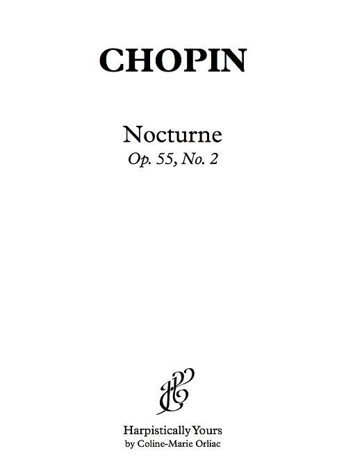 Nocturne Op. 55 No. 2