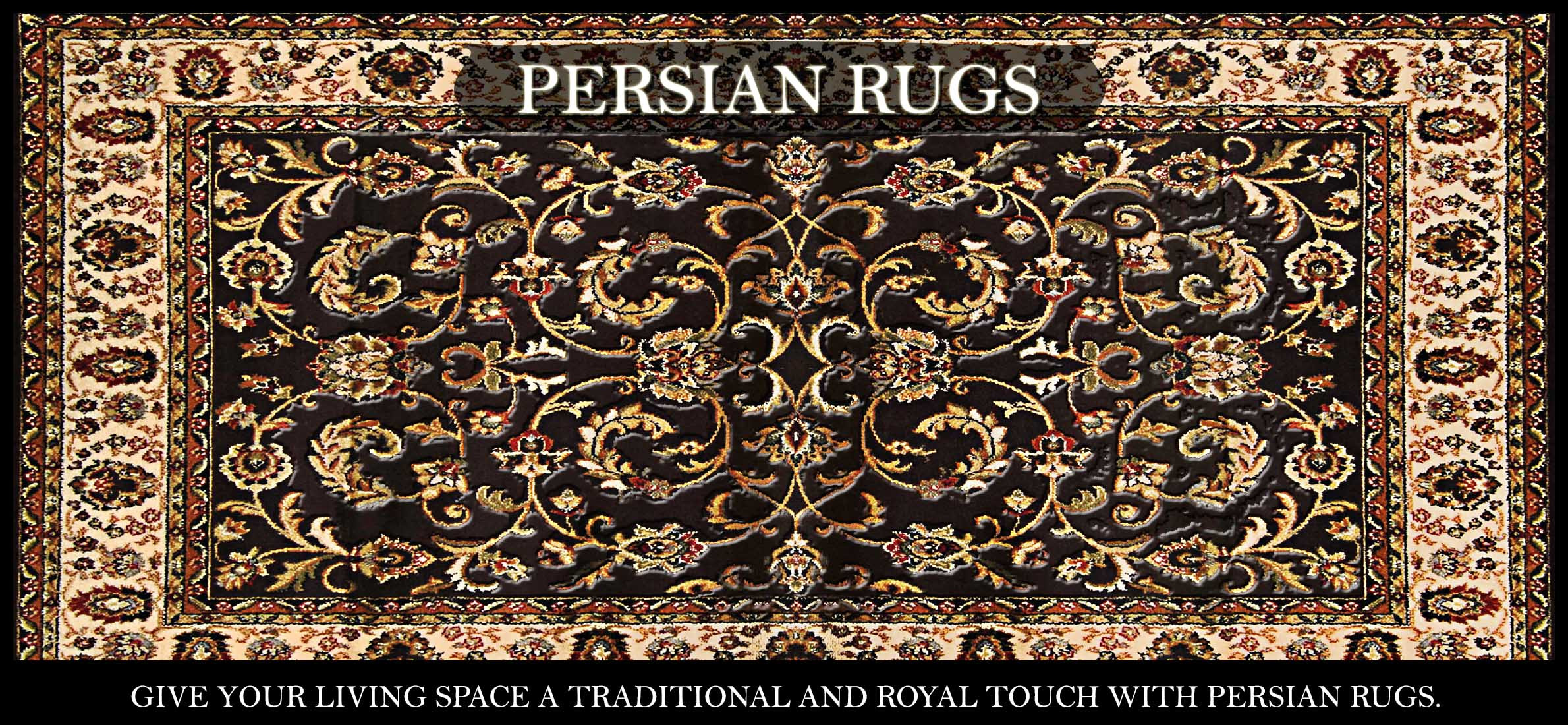 Persian Rugs Give Your Home A Royal Touch