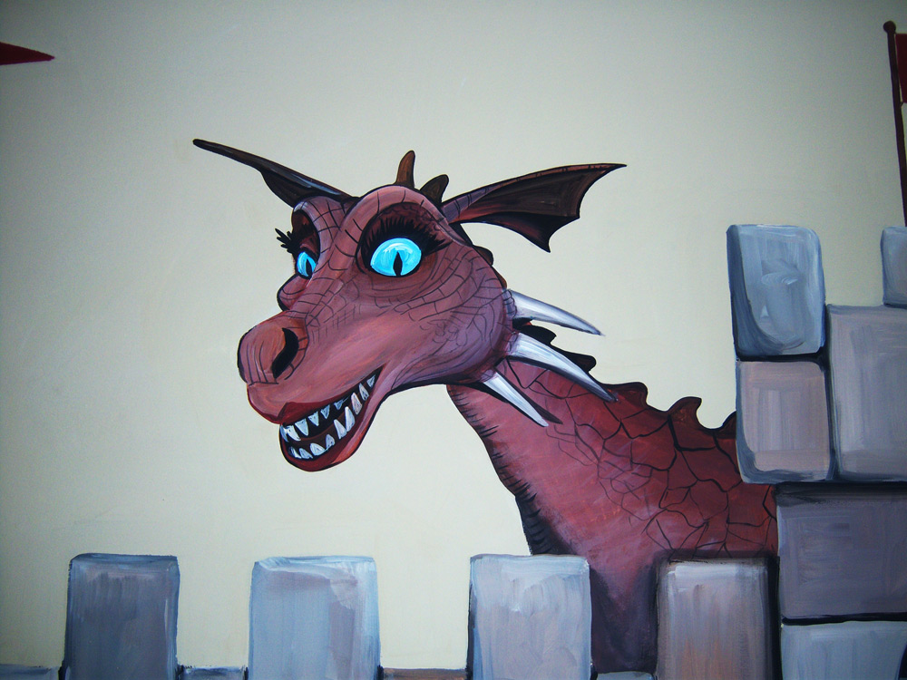 Playhouse-CastleDragon