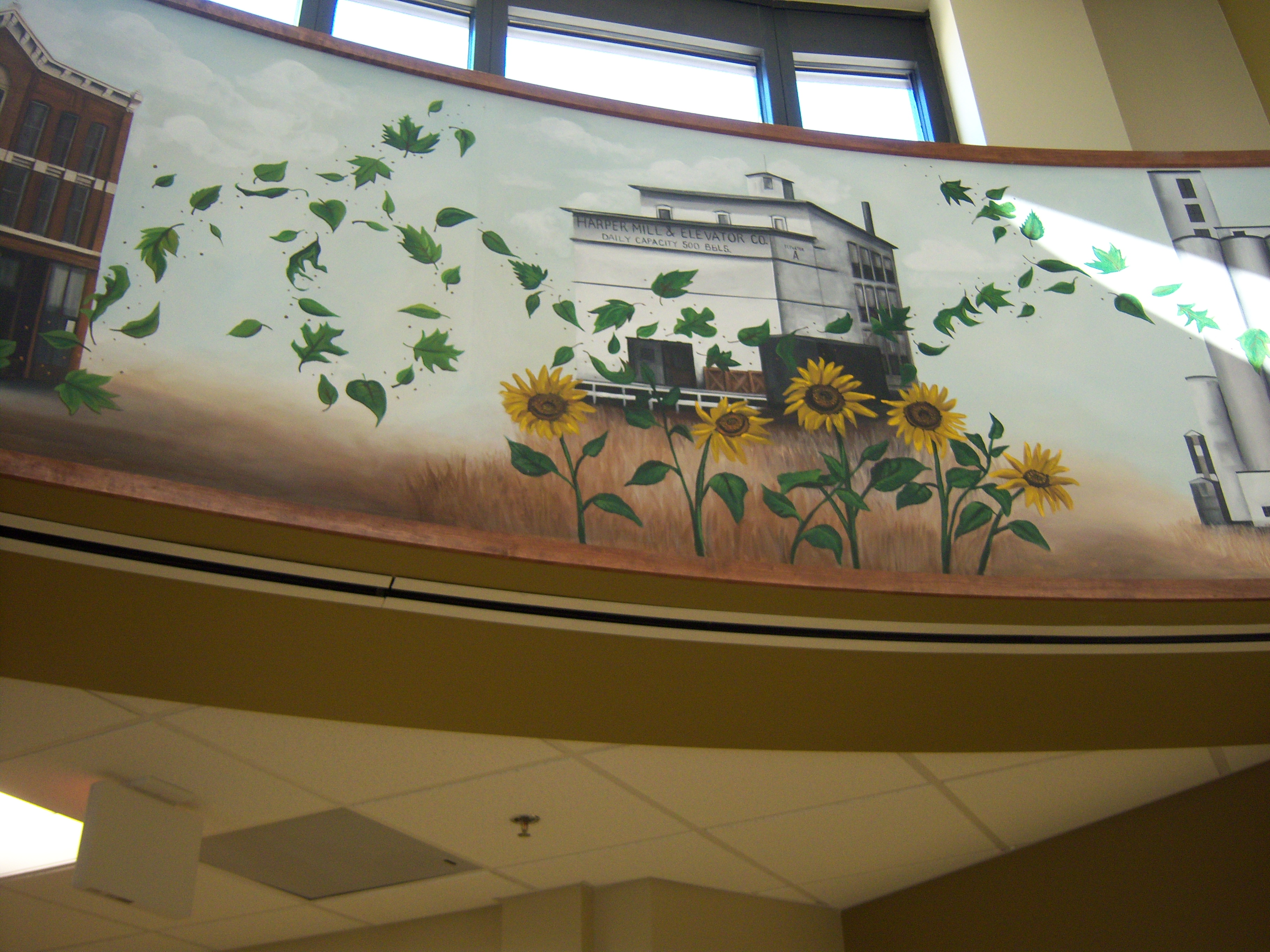 Harper Hospital Rotunda