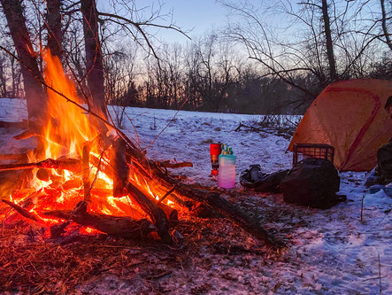 Extreme Cold Camping | Gear And Clothing