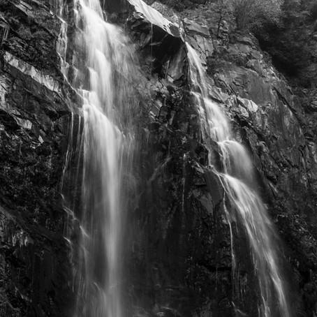 Roca, agua y aire