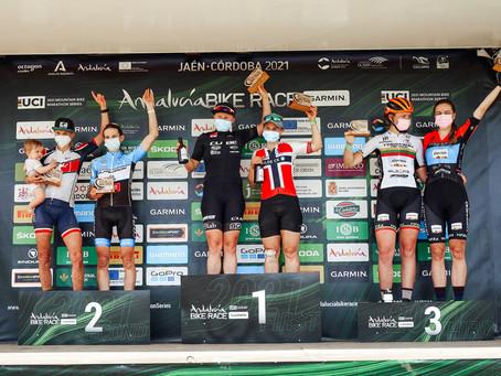 Sieg beim ANDALUCIA BIKE RACE 2021