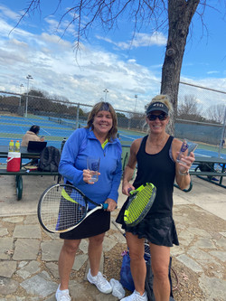 women's 3.5 doubles champions