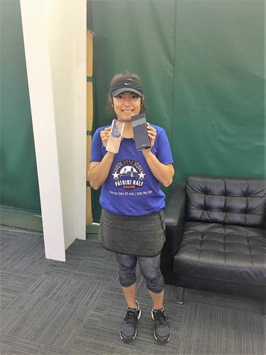 Women's 3.0 Singles Champion