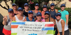18+ SS W4.5 Section Champions - Pearson