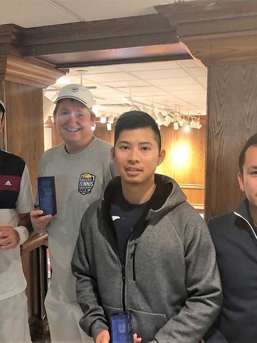 Men's 4.5 Doubles Champions & Finalists