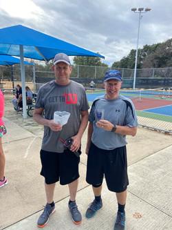 men's 3.5 doubles champions
