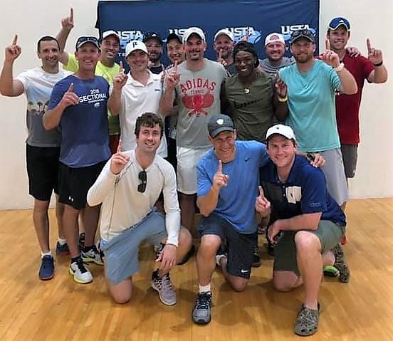 18+ SS Men's 4.5 Champions