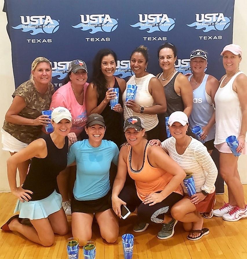 18+ SS Women's 4.5 Champions