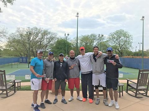 40+ M4.0 McKinney Tennis Center - Dong L