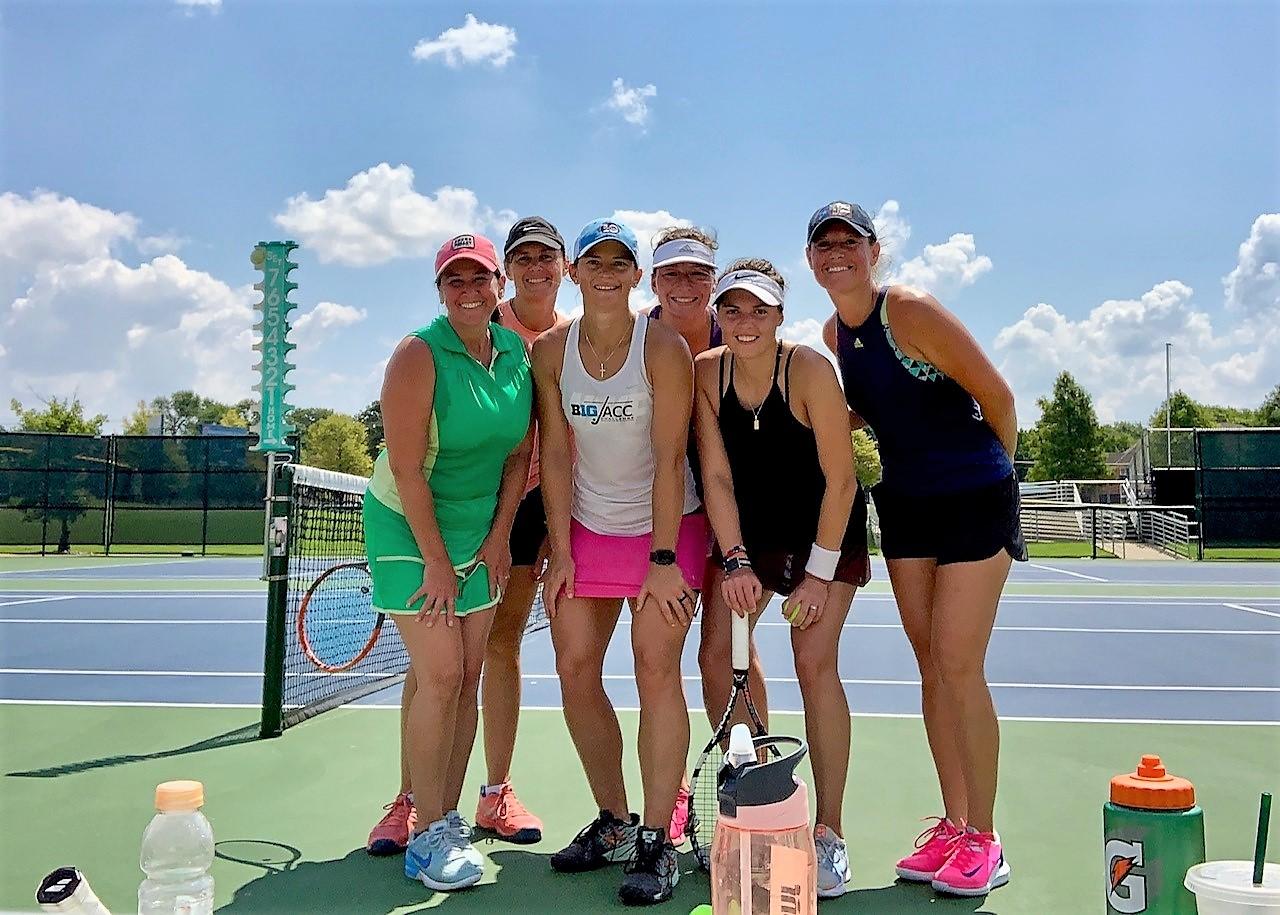 18+ SS Women's 5.0 Champions
