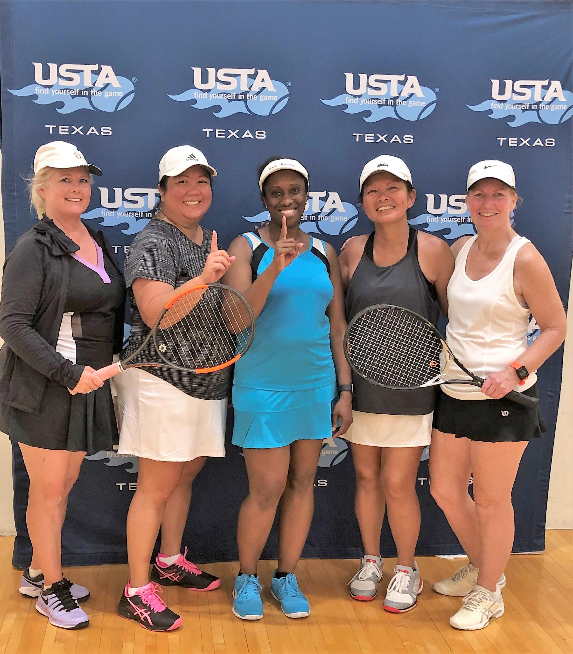 18+ SS Women's 2.5 Champions
