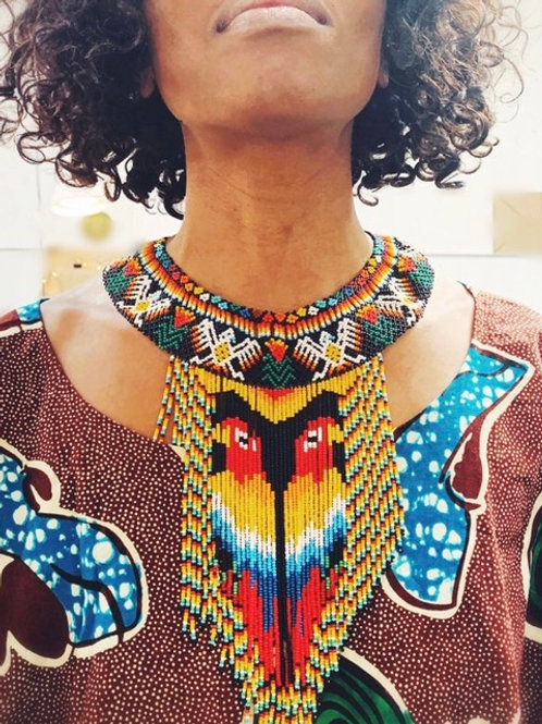 La Cara Embera Necklace