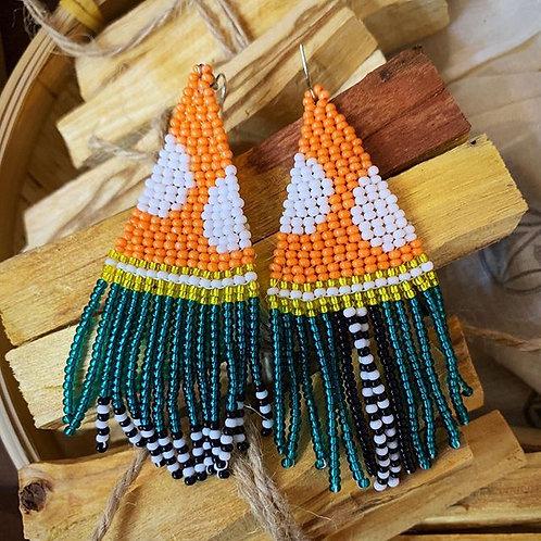 Embera Earring Tortuga