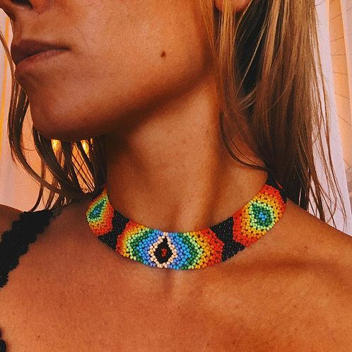 Embera Festival Chokers