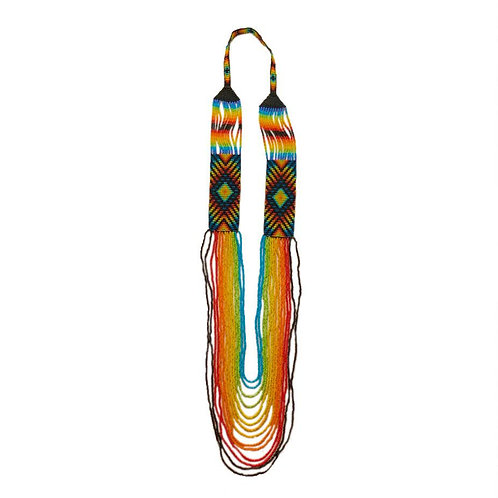Embera Festival Necklace-Long