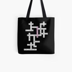 Seokjin Crossword Bag.jpg