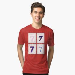 Tri-blend T-shirt £20.14