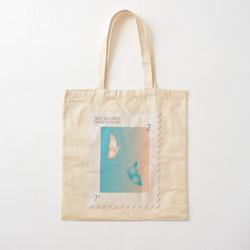 Cotton tote bag £13.91!