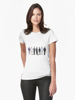Fitted T-shirt £17.38