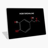 hobi compound laptop skin
