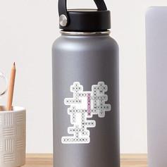 seokjin crossword sticker