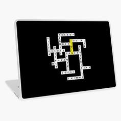 jimin crossword ipad skin
