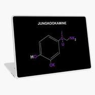 jk compound laptop skin