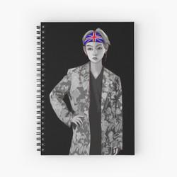 Spiral Notebook only £9.44