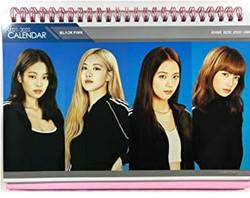 BLACKPINK Desktop Calendar 2021_2022 KPS