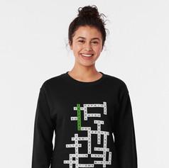 tae crossword sweater