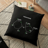 tae compound floor pillow